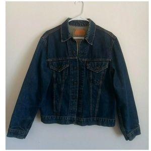 Vintage Levis Big E Type II 2 Selvedge 60's Jacket